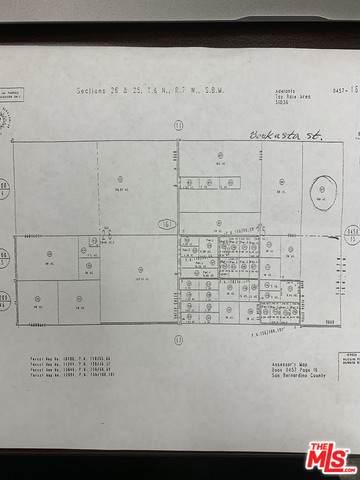 0 Bookasta Rd, El Mirage, CA 92301 (MLS #21-719164) :: The Sandi Phillips Team