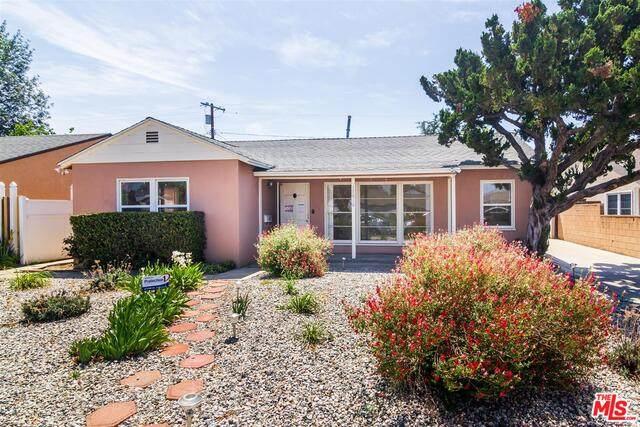 17618 Lorne St, Northridge, CA 91325 (#21-719210) :: Compass