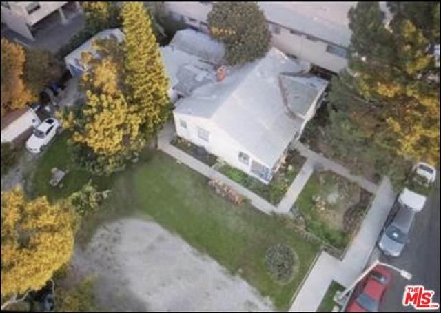 3704 Kelton Ave, Los Angeles, CA 90034 (#21-719262) :: TruLine Realty