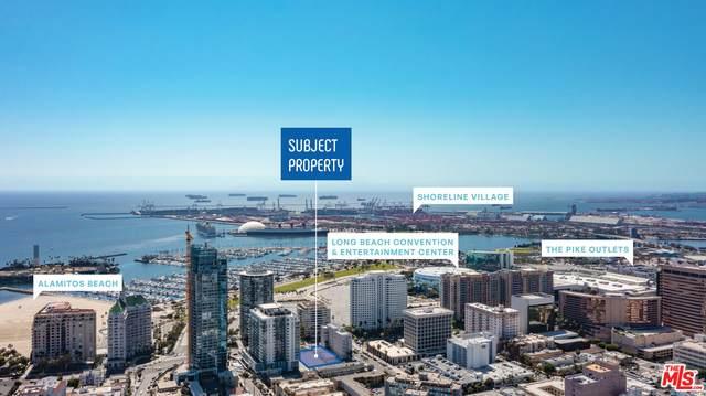 615 E Ocean Blvd, Long Beach, CA 90802 (MLS #21-719284) :: The Sandi Phillips Team