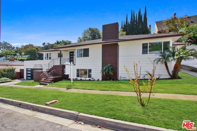 4020 Fairway Blvd, View Park, CA 90043 (#21-719376) :: Berkshire Hathaway HomeServices California Properties