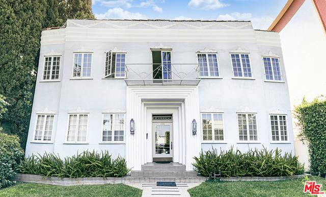455 N Doheny Dr, Beverly Hills, CA 90210 (#21-719498) :: The Parsons Team