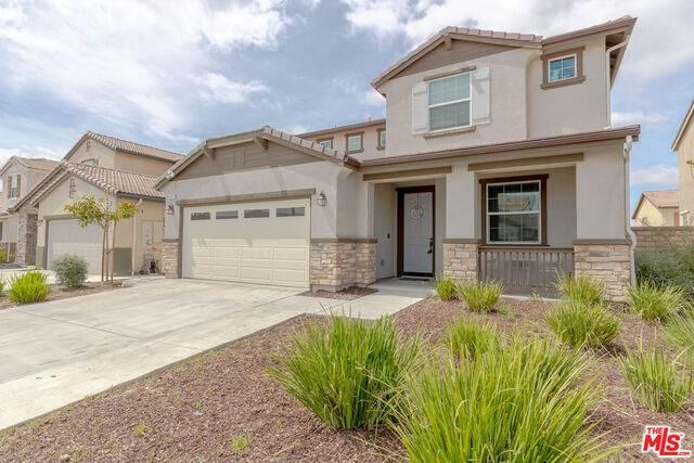 30135 Old Mill Rd, Menifee, CA 92584 (MLS #21-719544) :: The John Jay Group - Bennion Deville Homes