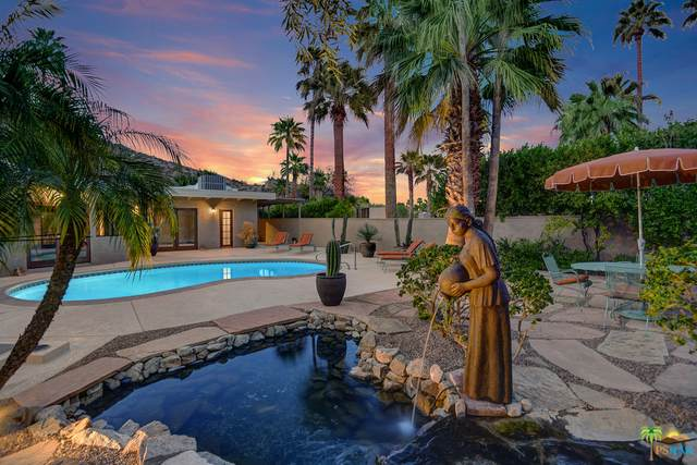 297 Ridge Rd, Palm Springs, CA 92264 (#21-719556) :: The Pratt Group