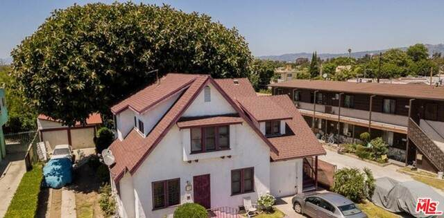 2811 S Cloverdale Ave, Los Angeles, CA 90016 (#21-719780) :: Lydia Gable Realty Group
