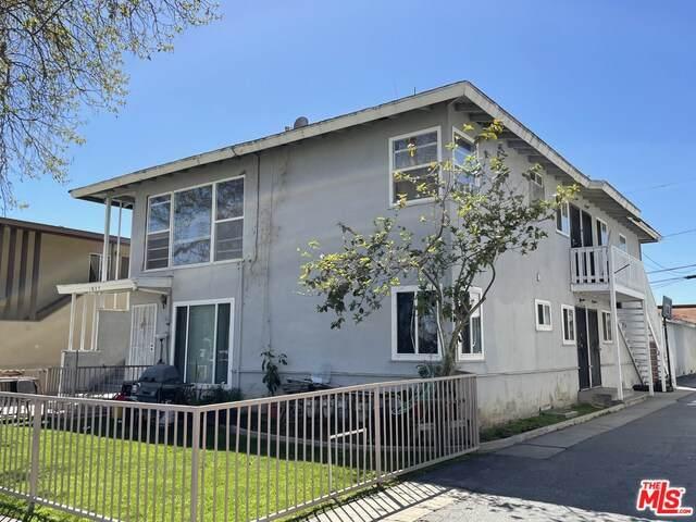 1434 S Sycamore St, Santa Ana, CA 92707 (MLS #21-719786) :: Hacienda Agency Inc