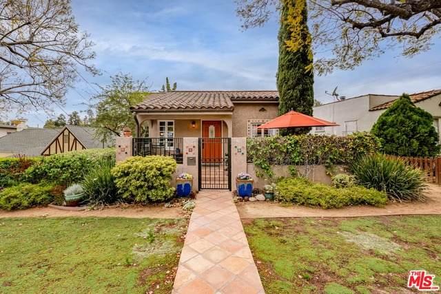 2636 Locksley Pl, Los Angeles, CA 90039 (MLS #21-719942) :: Hacienda Agency Inc