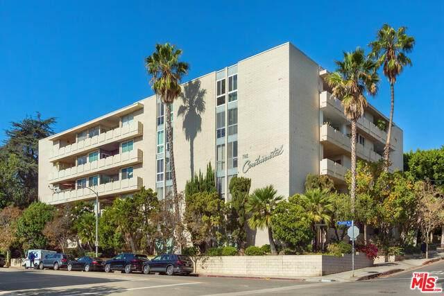7309 Franklin Ave #403, Los Angeles, CA 90046 (MLS #21-719966) :: Hacienda Agency Inc