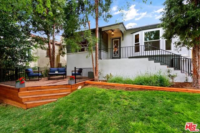 1105 Dolores Dr, Altadena, CA 91001 (#21-720074) :: Berkshire Hathaway HomeServices California Properties