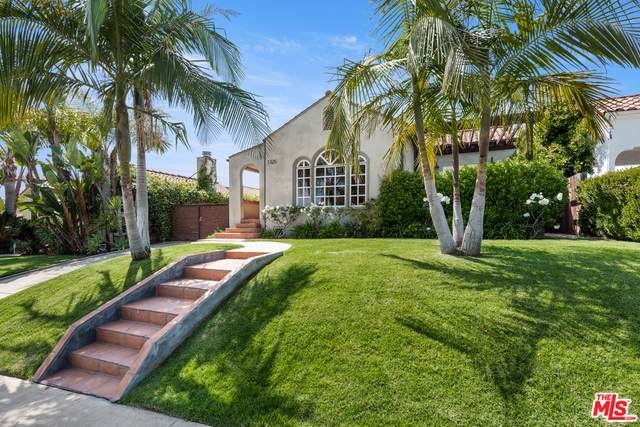 1325 S Sierra Bonita Ave, Los Angeles, CA 90019 (#21-720084) :: The Pratt Group