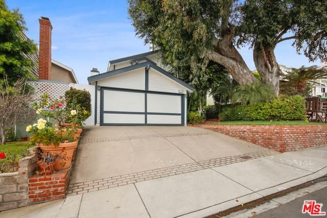 3105 N Poinsettia Ave, Manhattan Beach, CA 90266 (#21-720094) :: The Pratt Group