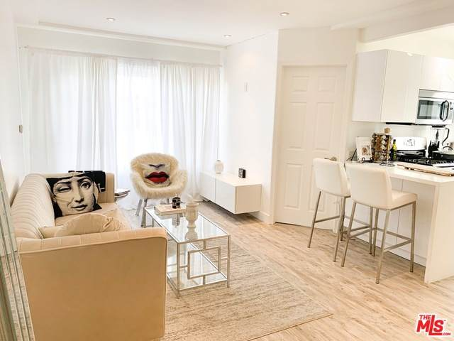 1318 N Crescent Heights Blvd #210, West Hollywood, CA 90046 (#21-720098) :: The Parsons Team