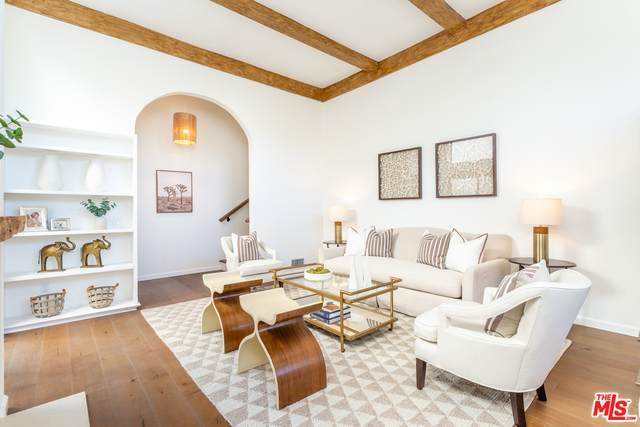 1159 Stanford St #2, Santa Monica, CA 90403 (#21-720108) :: The Parsons Team