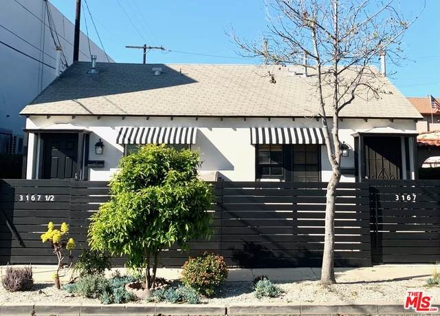 3167 Curts Ave, Los Angeles, CA 90034 (#21-720198) :: Lydia Gable Realty Group