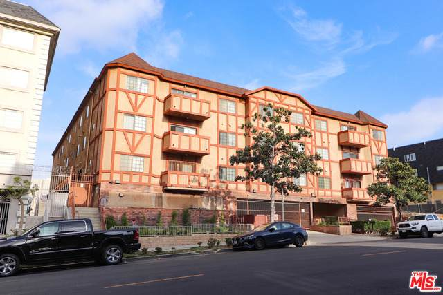 424 S Westmoreland Ave #209, Los Angeles, CA 90020 (#21-720318) :: The Parsons Team