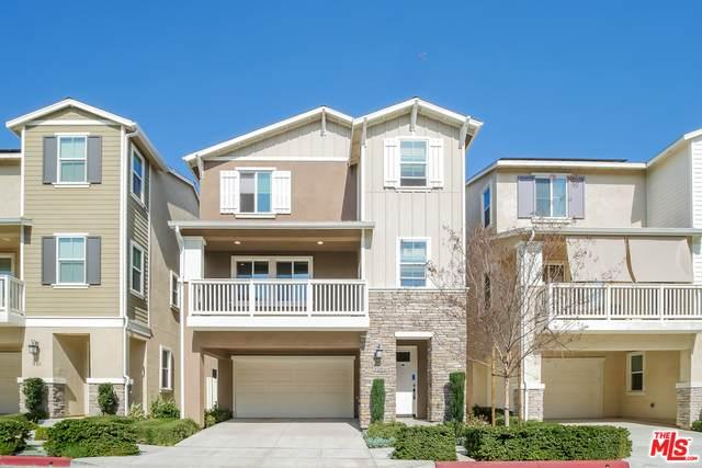 320 N Bellarose Way, Anaheim, CA 92805 (MLS #21-720428) :: Zwemmer Realty Group