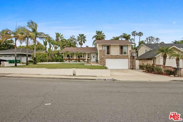 25456 El Picador Ln, Mission Viejo, CA 92691 (MLS #21-720622) :: Hacienda Agency Inc