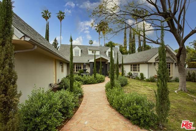 4929 Hayvenhurst Ave, Encino, CA 91436 (#21-720648) :: Berkshire Hathaway HomeServices California Properties