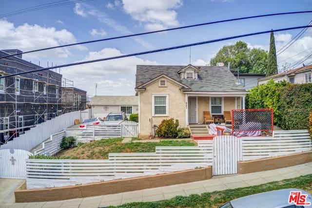 921 N Manzanita St, Los Angeles, CA 90029 (#21-720858) :: Lydia Gable Realty Group