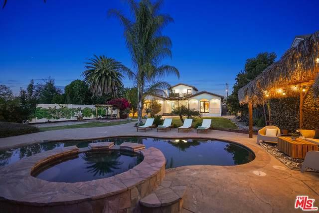 5663 Jumilla Ave, Woodland Hills, CA 91367 (#21-720860) :: Randy Plaice and Associates