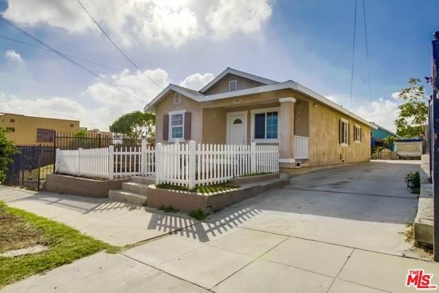 2320 Rogers Ave, Los Angeles, CA 90023 (#21-720870) :: Randy Plaice and Associates