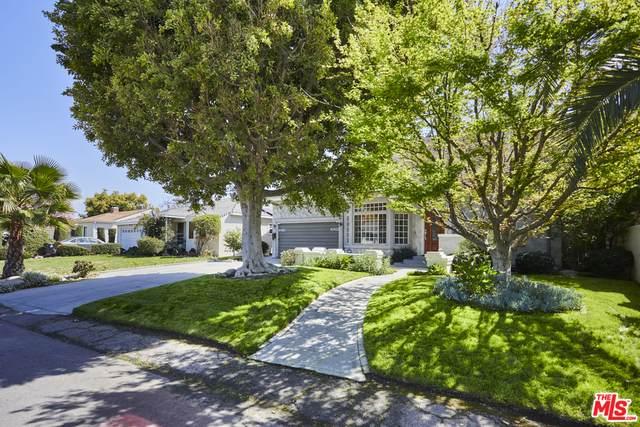 10422 Weddington St, Toluca Lake, CA 91601 (#21-720918) :: Berkshire Hathaway HomeServices California Properties