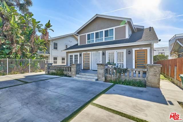 5332 Lemon Grove Ave, Los Angeles, CA 90038 (#21-720986) :: Lydia Gable Realty Group