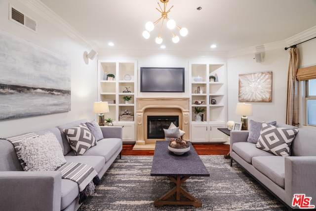 850 N Croft Ave #203, Los Angeles, CA 90069 (#21-721092) :: Lydia Gable Realty Group