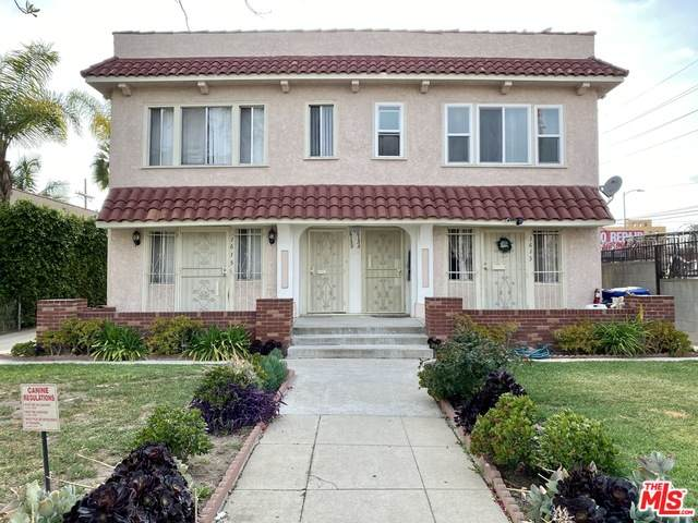 1613 5Th Ave, Los Angeles, CA 90019 (#21-721344) :: Lydia Gable Realty Group