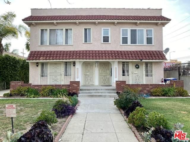 1613 5Th Ave, Los Angeles, CA 90019 (#21-721344) :: The Pratt Group