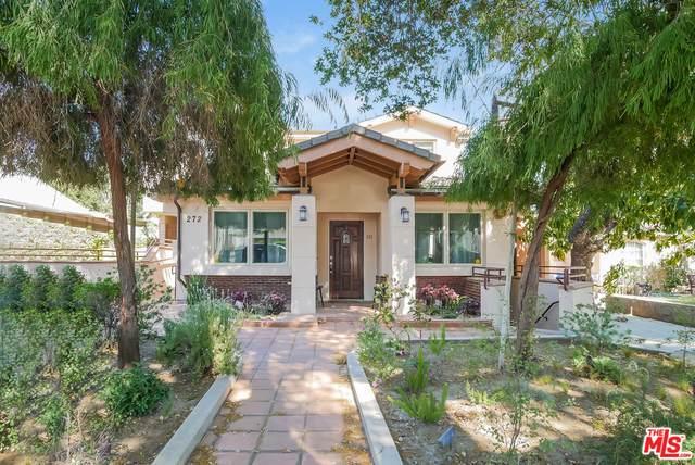 272 Chester Ave #102, Pasadena, CA 91106 (#21-721438) :: Lydia Gable Realty Group