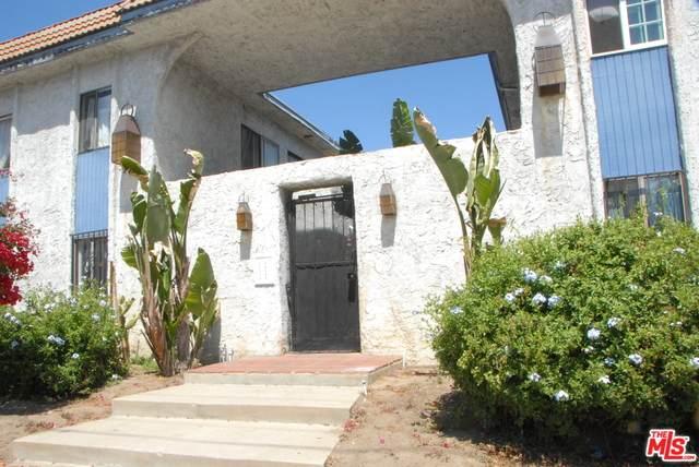 9119 Wakefield Ave #8, Panorama City, CA 91402 (#21-721508) :: Randy Plaice and Associates