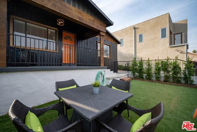 733 N Avenue 63, Highland Park, CA 90042 (#21-721568) :: The Pratt Group