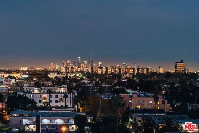321 S San Vicente Blvd #903, Los Angeles, CA 90048 (#21-721604) :: The Pratt Group