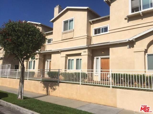 566 W Olive St, Inglewood, CA 90301 (#21-721742) :: Berkshire Hathaway HomeServices California Properties