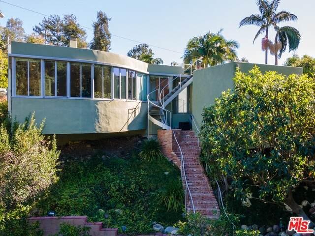 491 Mesa Rd, Santa Monica, CA 90402 (#21-721974) :: Lydia Gable Realty Group