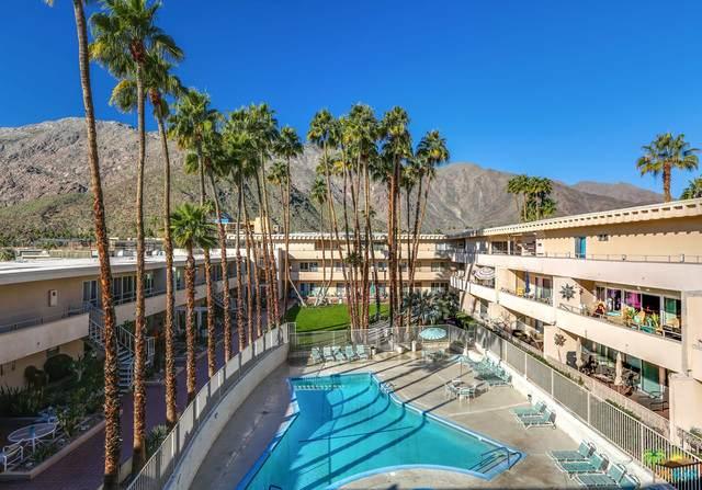 277 E Alejo Rd #222, Palm Springs, CA 92262 (MLS #21-722006) :: Hacienda Agency Inc