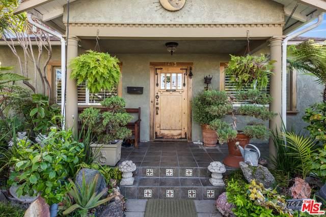 1613 S Spaulding Ave, Los Angeles, CA 90019 (#21-722122) :: The Pratt Group