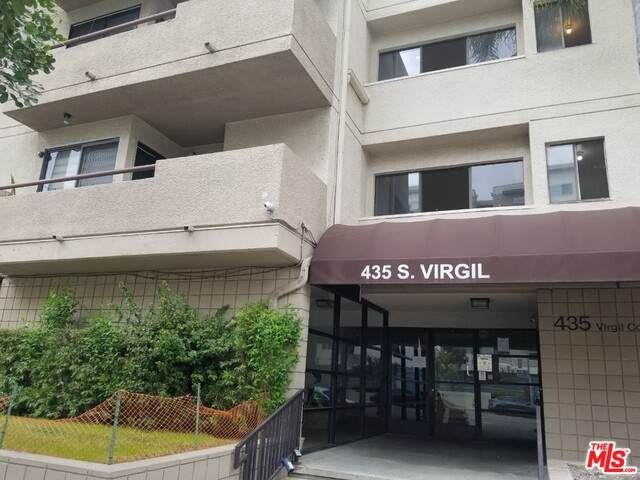 435 S Virgil Ave #102, Los Angeles, CA 90020 (#21-722124) :: Lydia Gable Realty Group