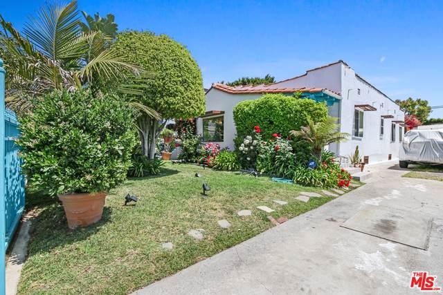 1548 Hauser Blvd, Los Angeles, CA 90019 (#21-722138) :: The Pratt Group