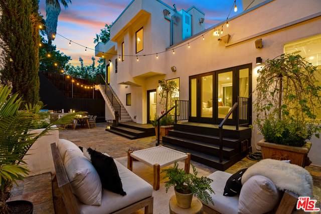 8729 Wonderland Ave, Los Angeles, CA 90046 (#21-722224) :: Randy Plaice and Associates