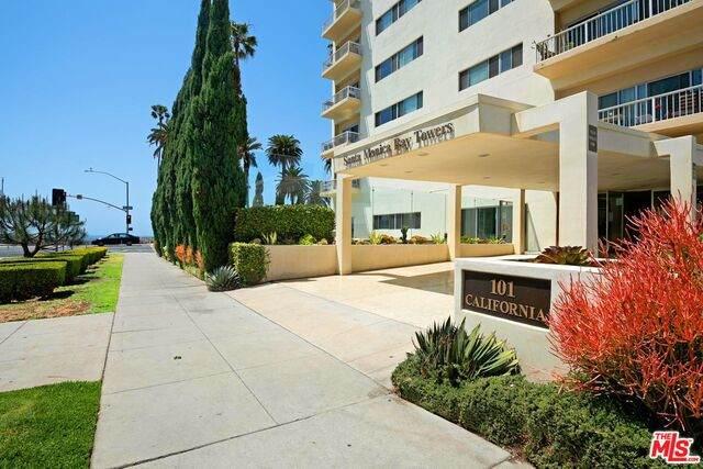 101 California Ave #303, Santa Monica, CA 90403 (#21-722244) :: Lydia Gable Realty Group
