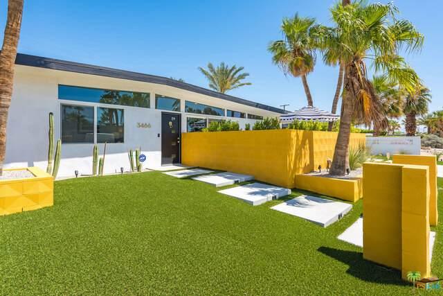 3466 E Paseo Barbara, Palm Springs, CA 92262 (MLS #21-722282) :: Hacienda Agency Inc