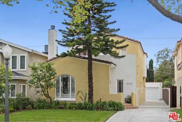 2143 Pelham Ave, Los Angeles, CA 90025 (#21-722306) :: The Pratt Group