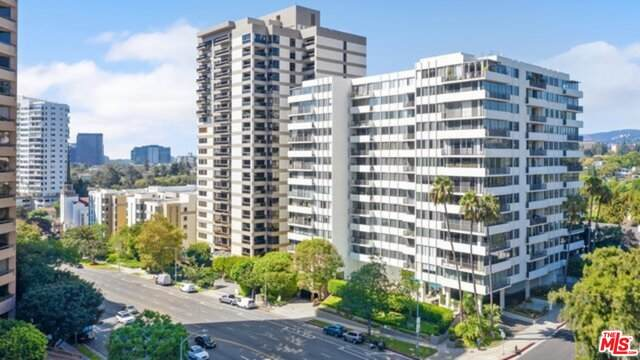 10433 Wilshire #1001, Los Angeles, CA 90024 (#21-722430) :: Lydia Gable Realty Group