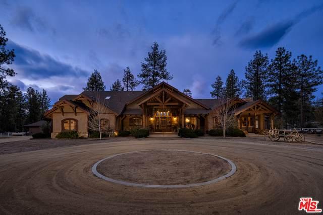 35650 Pyramid Peak Rd, Mountain Center, CA 92561 (MLS #21-722534) :: Hacienda Agency Inc