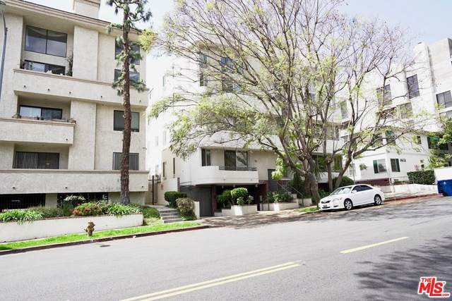 1657 Veteran Ave #101, Los Angeles, CA 90024 (#21-722558) :: Lydia Gable Realty Group