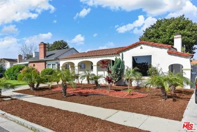 8931 S Denker Ave, Los Angeles, CA 90047 (MLS #21-722618) :: Hacienda Agency Inc