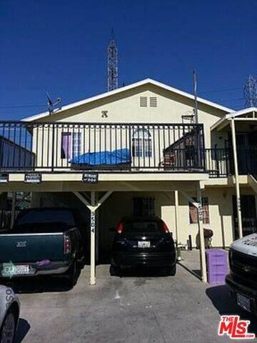 9506 Parmelee Ave, Los Angeles, CA 90002 (#21-722740) :: Berkshire Hathaway HomeServices California Properties