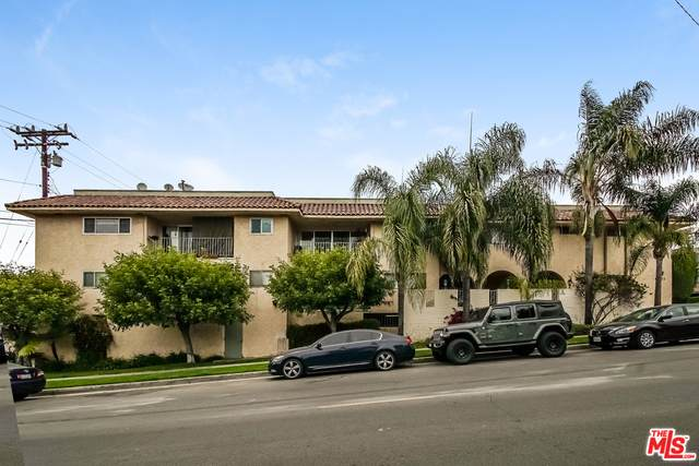 6771 Springpark Ave 109A, Los Angeles, CA 90056 (#21-722946) :: The Grillo Group